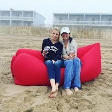 inflatable lounge furniture. Lamzac™ Original Inflatable Lounge Chair, Red From Fatboy   YLiving Furniture L