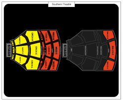 Southern Theater Seating Chart Southern Theatre Seating Chart Ticket Solutions