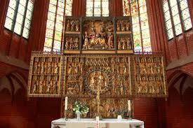 Die St Johanniskirche Zu Werben