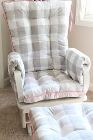 Living Room Chair Cushions 17 Best Ideas About Rocking Chair Cushions On Pinterest Rocking