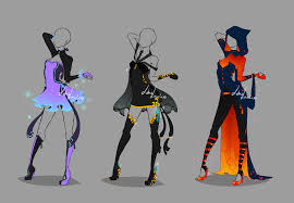 anime girl clothes designs. Modren Girl Outfit Design  221 223 Closed By LotusLumino  Inside Anime Girl Clothes Designs