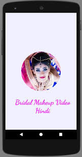 bridal makeup video hindi poster