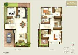 west facing house west facing house plan perky in greatest independent villas in house plan facing