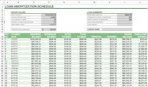 001 Loan Amortization Calculator Excel Template Ideas