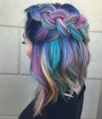 Braid Color Combo Inspiration For Summer