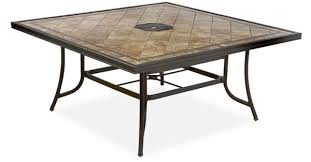 tile outdoor table. Square Patio Table Outdoor Tabl On Dining Tile E