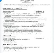 Drafting Resume Examples Cad Drafter Resume Download Drafting Resume Examples Autocad Drafter