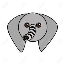 Baby Elephant Drawings Cute Elephant Drawing Learn How To Draw A Baby Elephant Youtube
