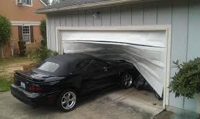 broken garage doorHow to Fix Broken Garage Door Spring  Rafael Home Biz