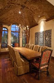 style dining room paradise valley arizona love: mediterranean dining roomlook at that ceilingwowwwcheriekeeper
