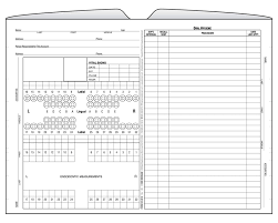 24 Right Dental Patient Chart Template