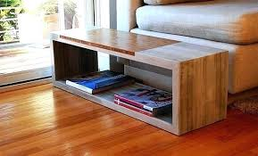 concrete and wood furniture. Concrete Wood Table And Top Dining With Furniture
