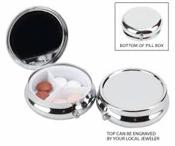 Small Pill Boxes Decorative