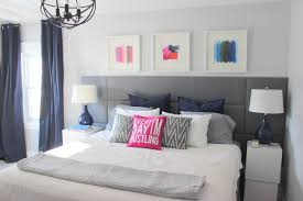 remodelaholic diy tufted panel headboard also furniture fascinating picture upholstered ideas