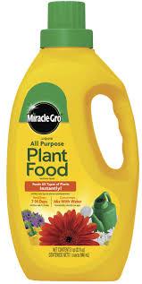 miracle gro liquid all purpose plant