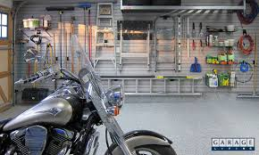 finish and protection for your garage walls slatwall panels
