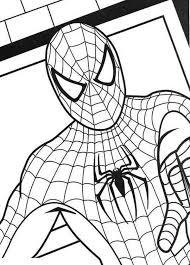 Spiderman Template Spiderman Head Template Onsen Memo Info