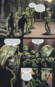 Vietnam And Iraq War Venn Diagram 5 War Comics Set In The Iraq War Combat Zone True Tales Of