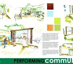Interior Design Presentation Board Templates Interior Design