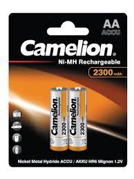 <b>Аккумуляторы</b> NH-AA2300BP2, АА, 2шт. <b>Camelion</b> 8524091 в ...