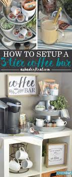 Choose from contactless same day delivery, drive up and more. How To Setup A 3 Tier Coffee Bar Plus Free Printables