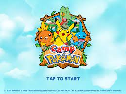 Camp Pokemon app goes mobile for iPhone and iPad - SlashGear