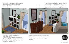 Edesign Project Details Cali Family Room Curio Design Studio