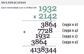 【算法】String实现大数运算算法汇总