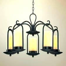 wrought iron hanging candle chandelier votive candle chandelier wrought iron tealight