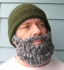 Beard Hat Crochet Pattern Adorable Free Crochet Bearded Beanie Hat Pattern The Santa Beard Beanie