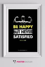 the office motivational posters. Be Happy, But Never Satisfied - Motivational Posters For Funky Workplaces | PosterBadger.com The Office