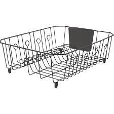 Rubbermaid wire sink dish drainer fg6032arbla do it best rh doitbest rubbermaid wire dish rack