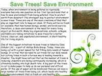 save environment essay in english don t hesitate to order a  save our environment essay ppt on save environment essay