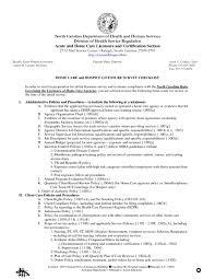 Cna Resume No Experience Resume Objective Exles For Nursing