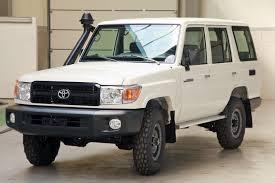 Toyota Land Cruiser 76 Standard   CPS Africa