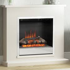 be modern elsham electric fireplace suite