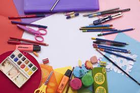 drawing tools. Painting And Drawing Tools Set Photo C