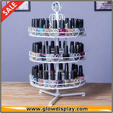 Nail Polish Display Stands
