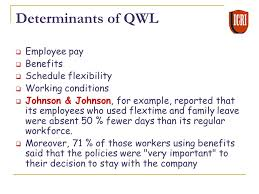 Quality Of Work Example By Dr Anjali Bansal Quality Of Work Life Qwl Ppt Download