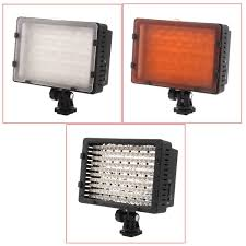 Cn 160 Led Video Light Battery Neewer 160 Led Cn 160 Dimmable Ultra High Power Panel