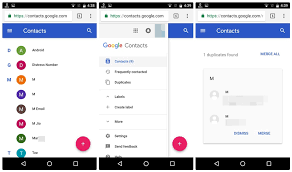 phone contacts not syncing with google