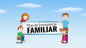 plan de emergencias familiar plan de emergencia familiar youtube