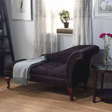 office chaise. Black Chaise Lounge With Storage Office H