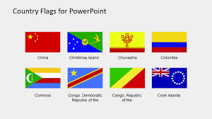 Country Flags Clipart For Powerpoint B To C