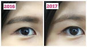 are you still keeping to the straight brows look that are signature to korean makeup it s time to re learn it for 2017 cat says that while straight brows