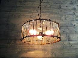 repurposed lighting. Repurposed Lighting Fixtures Into Light Rustic Chandelier Or . Lamps From Various Items G