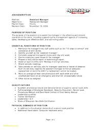 Sample Resume For Restaurant Manager Best Of Sample Employment Certificate For Restaurant Manager Best 60 45