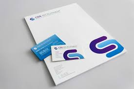 Chella print provides business card , head paper and design. A Personal Letterhead Business Card Printing And Design Service