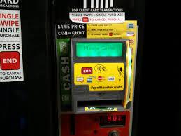 Google Wallet Vending Machine Adorable Leaving Cash Behind Using A Digital Wallet For A Week