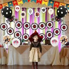 Happy Home Dot Party Decor <b>Halloween Balloon Festival</b> Supplies ...